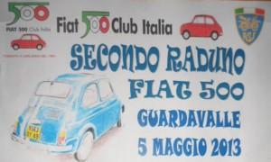 Guardavalle – Domenica 5 Maggio raduno di Fiat 500