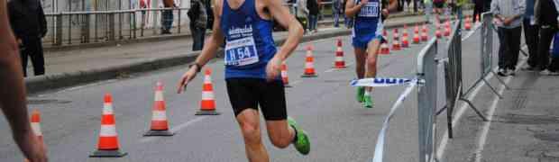 Mezza Maratona - Il soveratese Stefano Sestito quarto a Messina