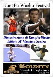 Oggi a Soverato il KungFu-Wushu Festival