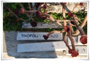 FOTO   Soverato Superiore – Il monumento dei caduti nel degrado