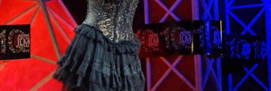 MGFF -  Gara fashion tra Barbara De Rossi, Ramona Badescu e Giorgia Farina
