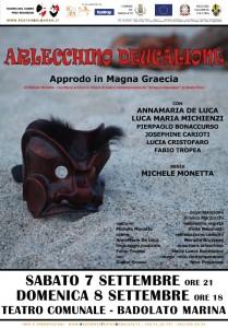 Riparte la stagione della residenza teatrale Migramenti al teatro comunale di Badolato