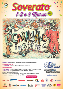 Carnevale 2014 a Soverato – Programma completo