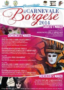 Borgia – Il Carnevale Borgese 2014, programma completo …
