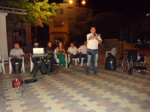 Il CE.S.R.A.M. Guardavalle regala una sedia a rotelle ai servizi sociali del Comune