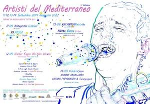 """Gasperina – IV edizione di """"Artisti del Mediterraneo"""""""