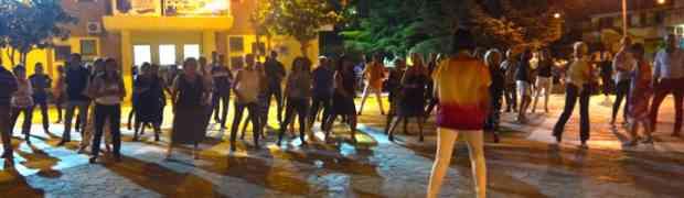 """Montepaone - Successo per la prima edizione di """"Dance Night"""""""