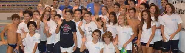 Parte con Massimiliano Rosolino il nuovo progetto targato Gruppo Polisportivo e Athlon Isca sullo Ionio