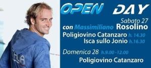 Sabato 27 Settembre il campione olimpico Massimiliano Rosolino nella piscina di Isca