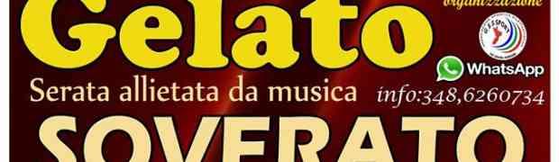 """Soverato Superiore – Domenica 21 Settembre """"Sagra del Tartufo Gelato"""""""