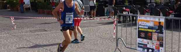 L'atleta soveratese Stefano Sestito conquista Cosenza