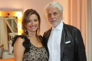 Catanzaro – Al Festival d'Autunno Luis Bacalov e Michele Placido tra musica e poesia