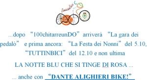 """Soverato – """"Dante Alighieri Bike!"""""""