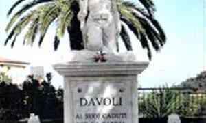 Davoli - Martedì 04 Novembre commemorazione dei Caduti