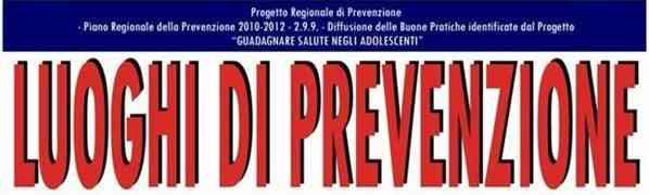 """Grande successo per il progetto """"Luoghi di Prevenzione"""""""