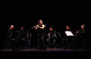 Badolato – Successo per il concerto dell'Accordion's quintet e di Sarah Rulli