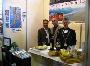 """L'AOPT """"Riviera e Borghi degli Angeli"""" alla Fiera Turistica di Lugano"""