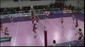VIDEO – Volley F. | Volley Soverato – Saugella Monza 1-3