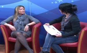 VIDEO | Intervista all'attrice soveratese Anna Chiaravalloti