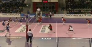 VIDEO – Volley F. | Corpora Aversa – Volley Soverato 3-0