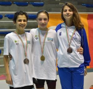 Nuoto – Campionato Regionale, ottime prestazioni della Calabria Swim Race