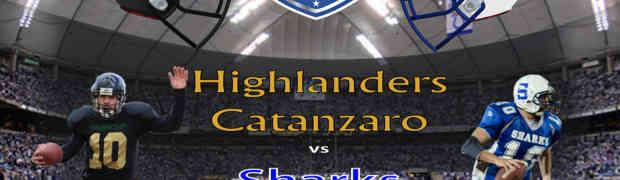 Football Americano - Domenica 01 Marzo l'esordio degli Highlanders Catanzaro