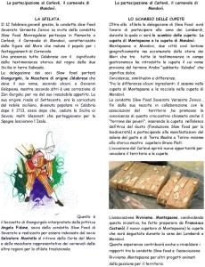 Slow Food Soverato partecipa al Carnevale di Mondovì