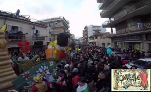 """VIDEO   Ringraziamenti dell'organizzazione del """"Carnevale Insieme"""" di Soverato"""