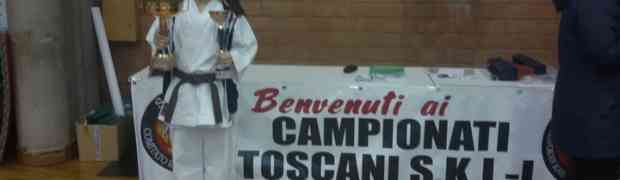 La giovane gasperinese Chiara Rizzotto campionessa di Karate a livello nazionale