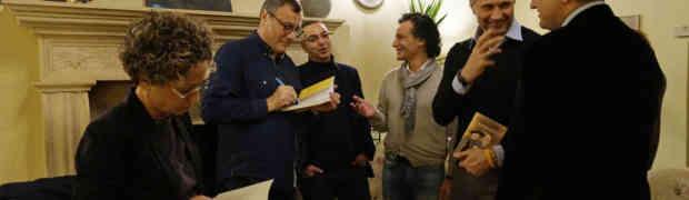 Massimo Carlotto alla libreria Ubik e alle Querce