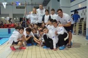 Nuoto – Terzo posto per la Calabria Swim Race ai campionati regionali