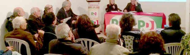 Silvia Vono e Francesco Severino espongono le linee guida del programma per rilanciare Soverato