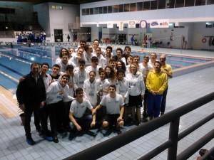 Nuoto – Ottimi risultati per la Calabria Swim Race ai regionali indoor
