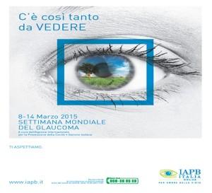Settimana Mondiale del Glaucoma, continua la lotta dell'UICI di Catanzaro contro la cecità