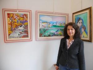 Catanzaro Lido – Personale di pittura Angela Caminiti. Viaggio nella sua interiorità