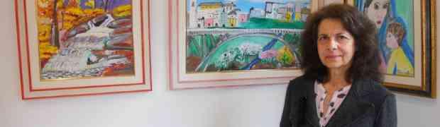 Catanzaro Lido - Personale di pittura Angela Caminiti. Viaggio nella sua interiorità