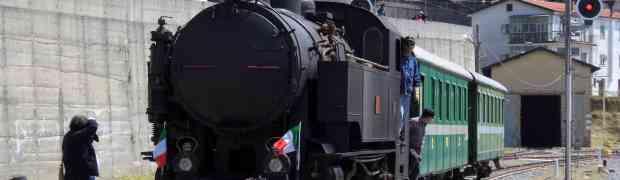 Per la Liberazione un treno speciale a vapore tra Rogliano e Cosenza