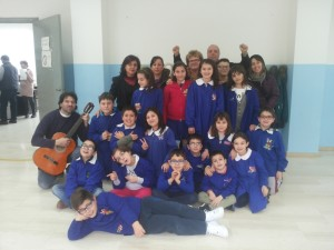 """A scuola di scrittura creativa con il progetto """"Sorrisi"""" all'IC Petronà-Andali-Cerva"""