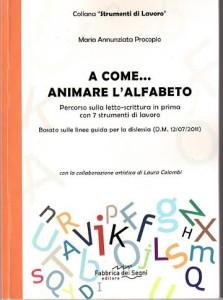 A come … animare l'alfabeto