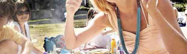 Il barbecue del primo maggio è vegano con Naturium