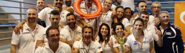 Nuoto - Quarta tappa del Gran Premio Master, vince la Calabria Swim Race