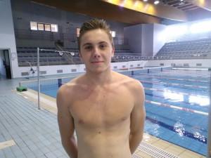 Nuoto – Matteo Cinquino vola ai Campionati Europei Juniores
