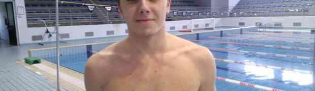 Nuoto - Matteo Cinquino vola ai Campionati Europei Juniores