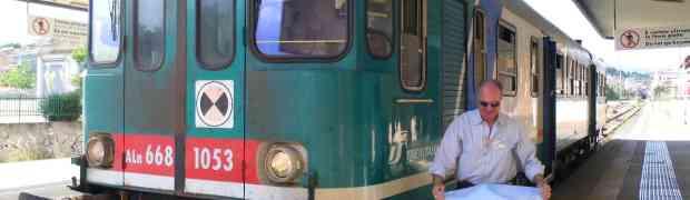 Soverato in difesa della Ferrovia Jonica
