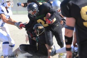 Football Americano – Vittoria e stagione perfetta per gli Highlanders Catanzaro