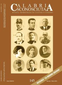 """In distribuzione il n.145 della rivista """"Calabria Sconosciuta"""""""