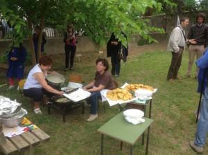 Festa di fine anno dell'orto scolastico a S. Caterina Jonio