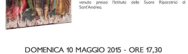 S. Andrea Jonio - Domenica 10 Maggio presentazione della rivista Esperide