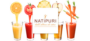 """Dall'albero al vetro, degustazione """"Naturium"""" di succhi di frutta biologici"""