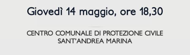 Sant'Andrea Jonio - Oggi la presentazione della lista